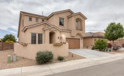 Bernalillo Single Family Home For Sale: 1235 Fig Springs Drive