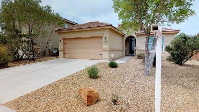 Rio Rancho Single Family Home For Sale: 6811 Wrangell Loop NE