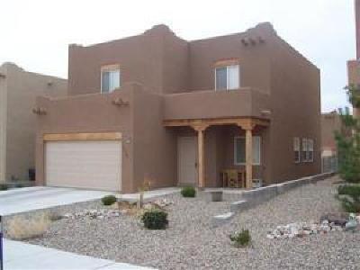 Albuquerque NM Single Family Home For Sale: $199,500