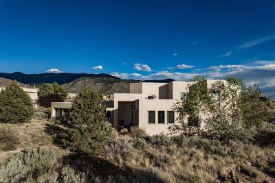 Albuquerque NM Single Family Home For Sale: $650,000