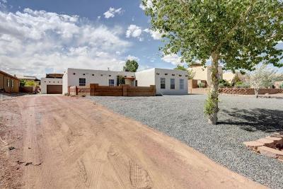 Albuquerque, Rio Rancho Single Family Home For Sale: 1917 Monterrey Road NE