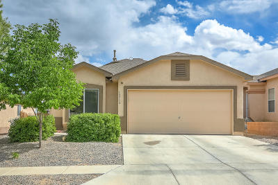 Albuquerque Single Family Home For Sale: 10712 Buck Island Road SW