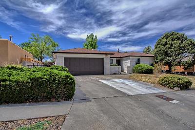 Albuquerque Single Family Home For Sale: 13112 Bluecorn Maiden Trail NE