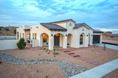 Rio Rancho Single Family Home For Sale: 1803 Castle Peak Loop NE