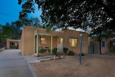 Albuquerque Single Family Home For Sale: 1705 Anderson Place SE