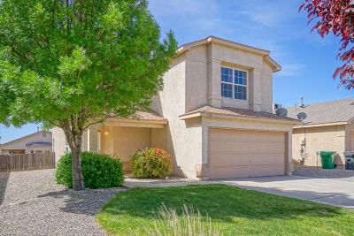 Albuquerque, Rio Rancho Single Family Home For Sale: 728 Morning Meadows Drive NE