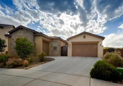 Rio Rancho Single Family Home For Sale: 711 Vista Este Trail NE