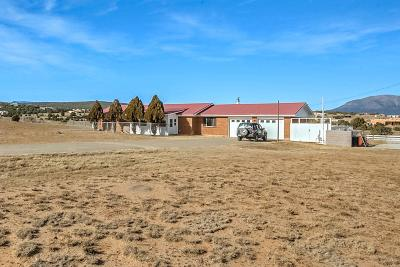 Edgewood NM Single Family Home For Sale: $268,900