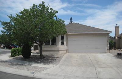 Albuquerque Single Family Home For Sale: 304 Vista Del Angel SW