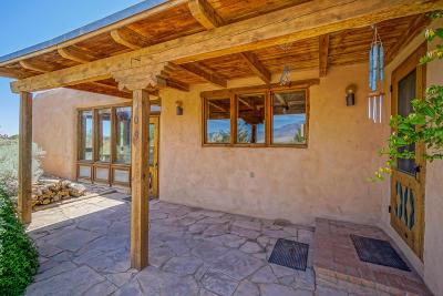 Corrales Single Family Home For Sale: 109 Chimaja Road