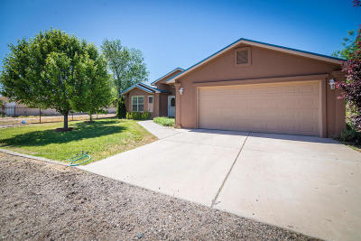 Valencia County Single Family Home For Sale: 23 Dos Locos SE