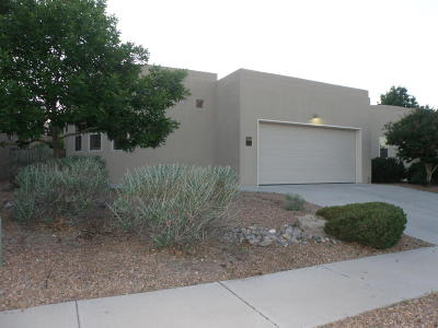 Albuquerque Single Family Home For Sale: 6123 Jamers Place NW