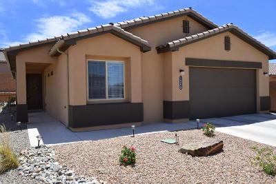 Bernalillo County Single Family Home For Sale: 1508 Barbaro Drive SE