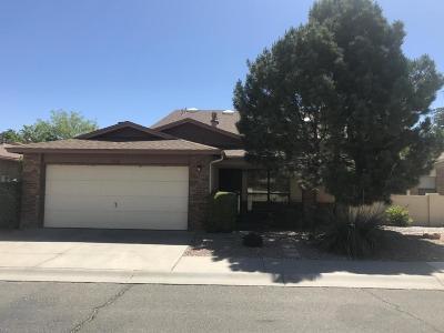 Albuquerque NM Single Family Home For Sale: $214,500