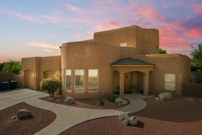 Bernalillo County Single Family Home For Sale: 8312 Visalia Way NE