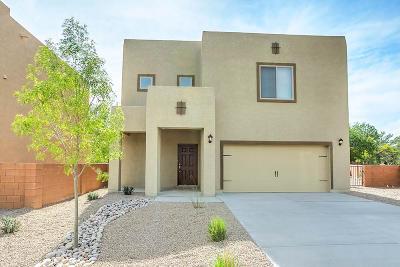 Albuquerque NM Single Family Home For Sale: $255,900