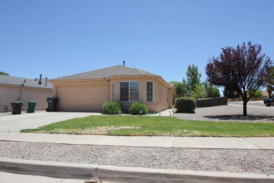 Single Family Home For Sale: 600 Valley Meadows Drive NE