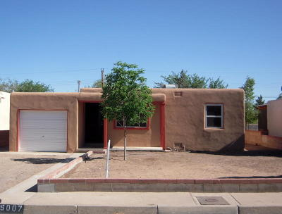 Albuquerque Single Family Home For Sale: 5007 Southern Avenue SE