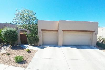 Albuquerque Single Family Home For Sale: 7340 Pawnee Creek Trail NE