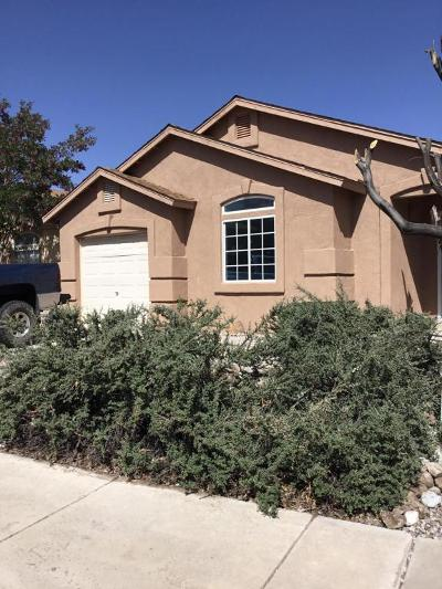 Albuquerque Single Family Home For Sale: 624 Lone River Trail SW