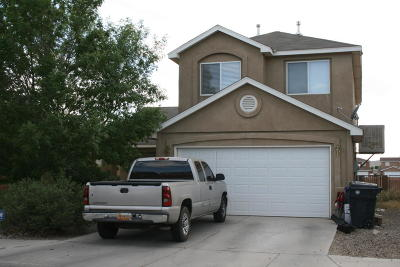 Albuquerque Single Family Home For Sale: 815 Corel Drive SW