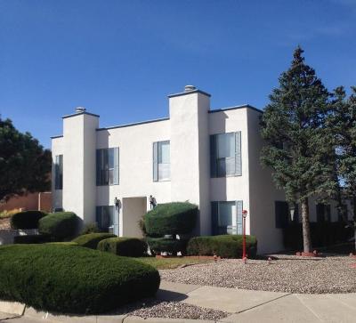 Albuquerque NM Single Family Home For Sale: $374,500