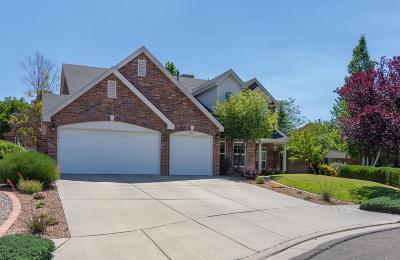 Albuquerque Single Family Home For Sale: 7904 Ridgefield Court NE