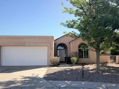 Albuquerque NM Single Family Home For Sale: $214,900