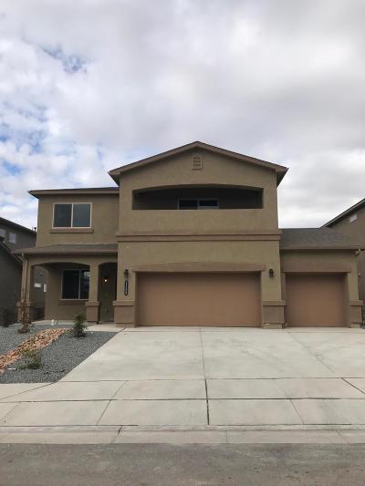 Rio Rancho Single Family Home For Sale: 1159 Grace Street NE