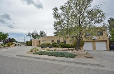 Albuquerque NM Single Family Home For Sale: $395,000