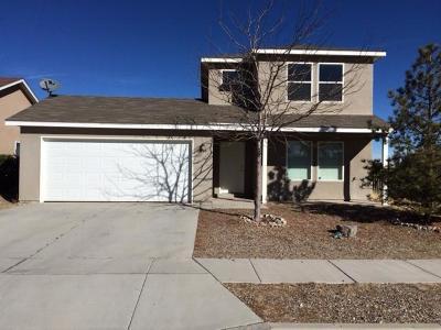 Albuquerque NM Single Family Home For Sale: $173,900