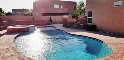 Albuquerque NM Single Family Home For Sale: $324,500
