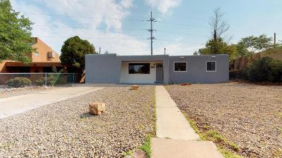 Albuquerque NM Single Family Home For Sale: $169,000