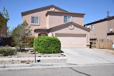 Albuquerque NM Single Family Home For Sale: $182,900