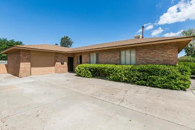 Albuquerque Single Family Home For Sale: 2825 Virginia Street NE