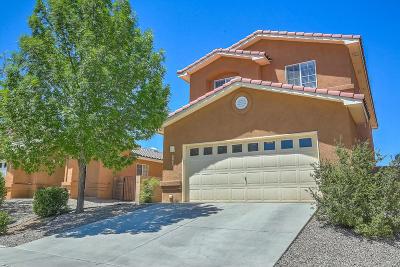 Albuquerque Single Family Home For Sale: 5515 Havasu Avenue NW