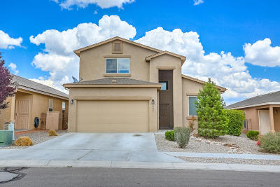 Albuquerque Single Family Home For Sale: 928 Kipuka Drive NW