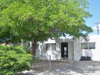 Albuquerque Single Family Home For Sale: 1505 Dolores Drive NW