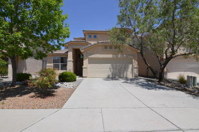 Rio Rancho Single Family Home For Sale: 2409 Falesco Road SE