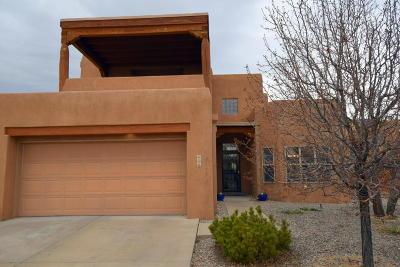 Albuquerque Single Family Home For Sale: 520 Eugene Court SE