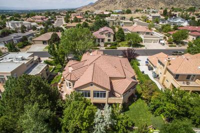 Albuquerque Single Family Home For Sale: 13704 Vic Road NE