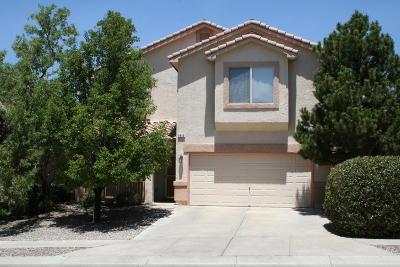 Albuquerque Single Family Home For Sale: 6943 Carmelito Loop NE