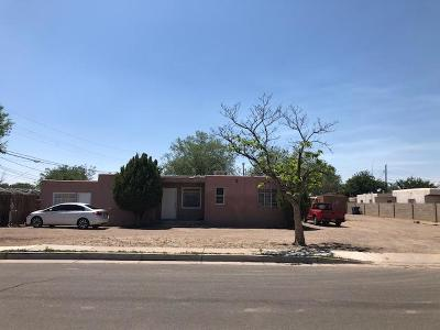 Albuquerque NM Multi Family Home For Sale: $170,000