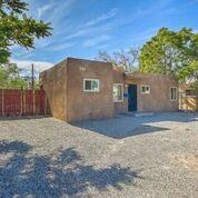 Albuquerque NM Single Family Home For Sale: $112,000