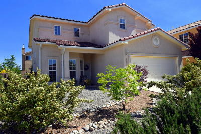 Albuquerque Single Family Home For Sale: 11601 Gallant Fox Road SE