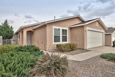 Single Family Home For Sale: 3937 Rancher Loop NE
