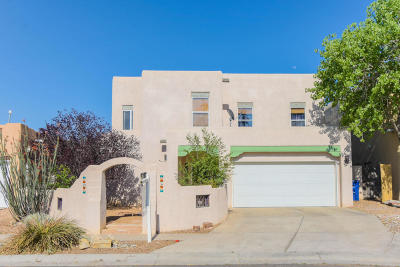 Albuquerque Single Family Home For Sale: 6008 Cardigan Court NW