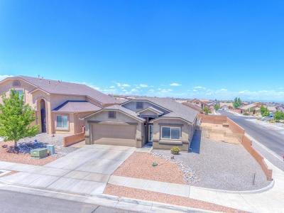 Albuquerque Single Family Home For Sale: 10701 Beaker Road SW