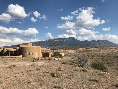 Placitas Residential Lots & Land For Sale: 7 Third Mesa Court