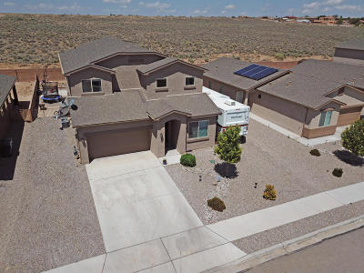 Rio Rancho NM Single Family Home For Sale: $275,000